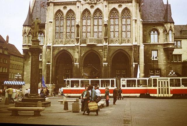 Townhall at Fischmarkt